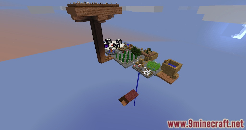 Skyblock Reloaded Map Screenshots 6