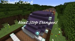 SolveIT Case 6 Next Stop DANGER Map logo