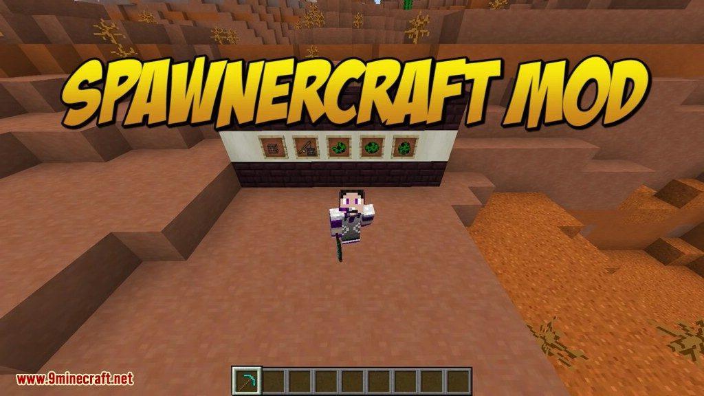 SpawnerCraft Mod Screenshots 1