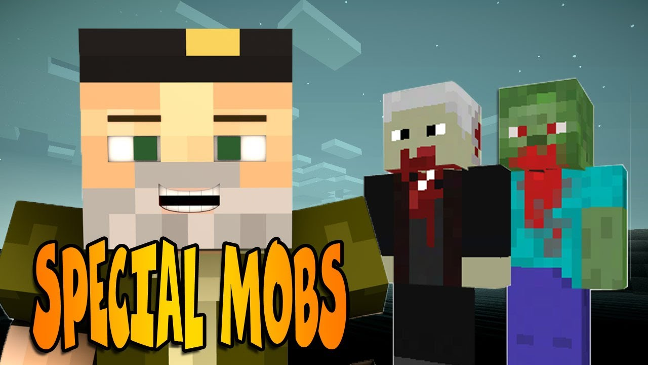 Special Mobs Mod 1.7.10