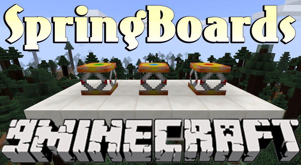 Springboards Mod