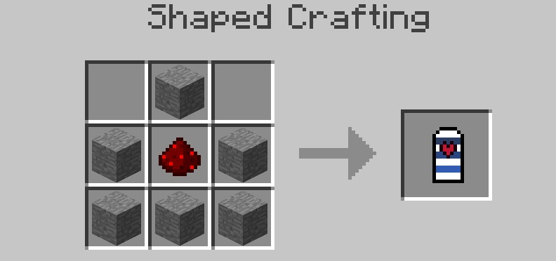 Stacy's Wolves Mod Crafting Recipes 1