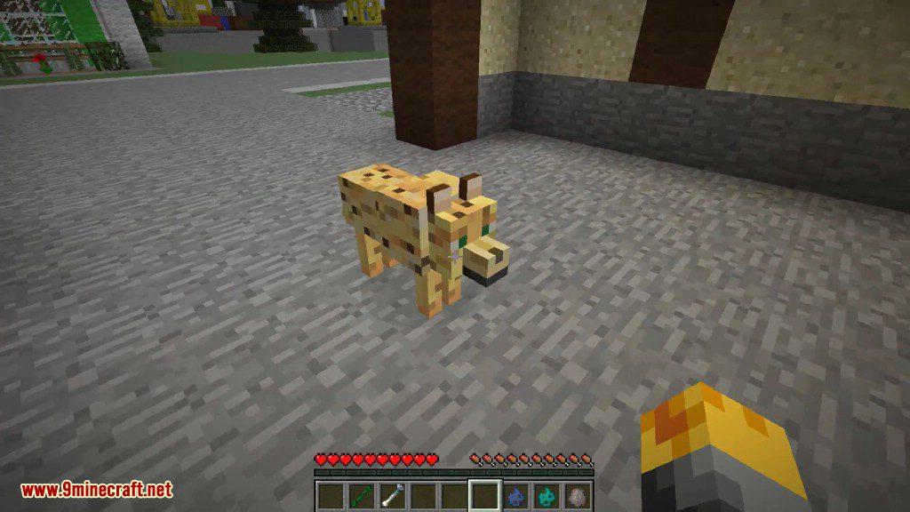 Stacy's Wolves Mod Screenshots 12