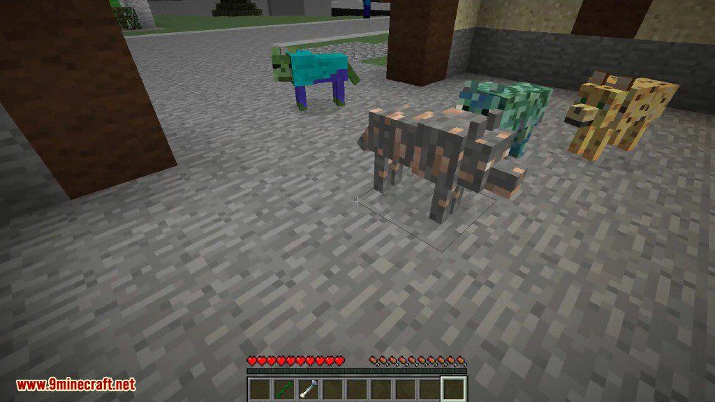 Stacy's Wolves Mod Screenshots 14