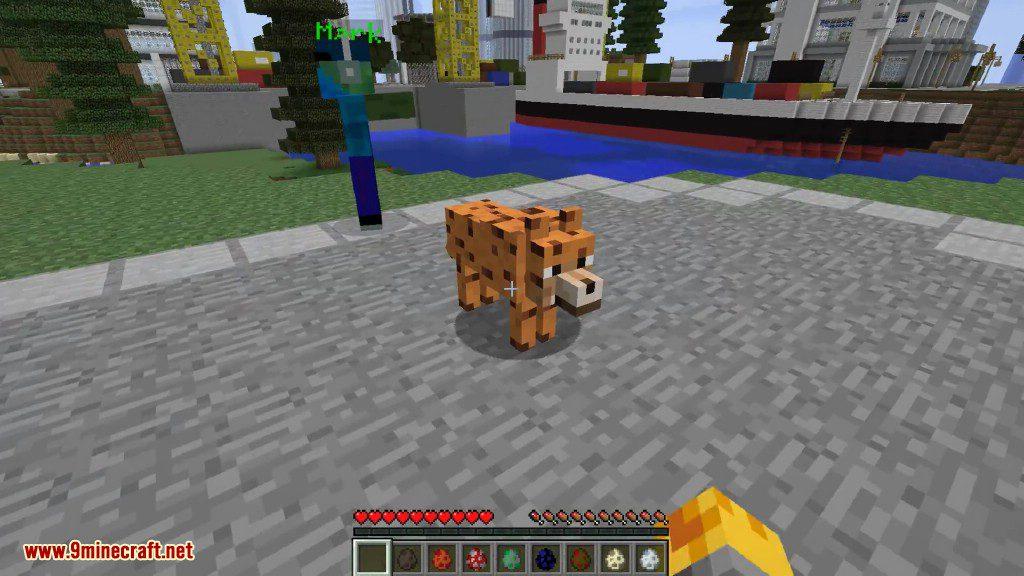 Stacy's Wolves Mod Screenshots 15