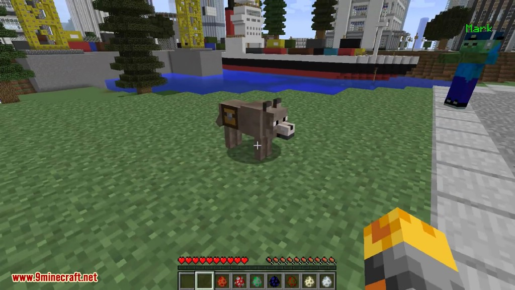 Stacy's Wolves Mod Screenshots 16