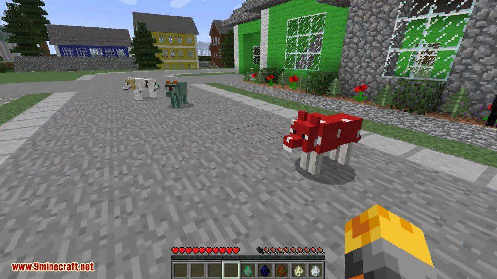 Stacy's Wolves Mod Screenshots 18