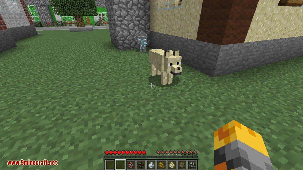Stacy's Wolves Mod Screenshots 2