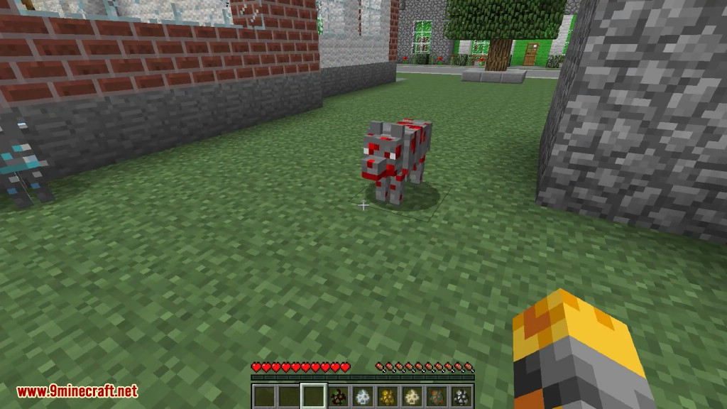 Stacy S Wolves Mod 1 7 10 Too Many Wolves Miinecraft Org