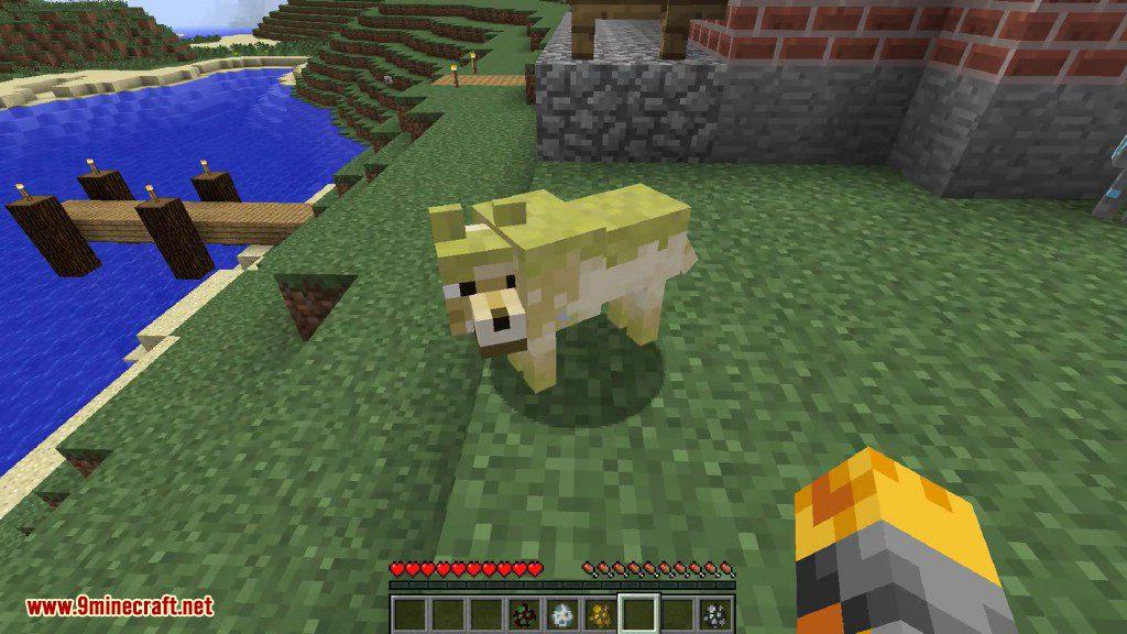 Stacy's Wolves Mod Screenshots 5