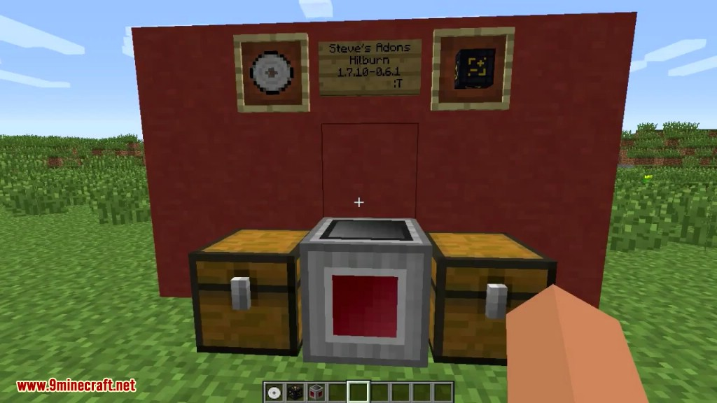 Steve's Addons Mod Screenshots 3