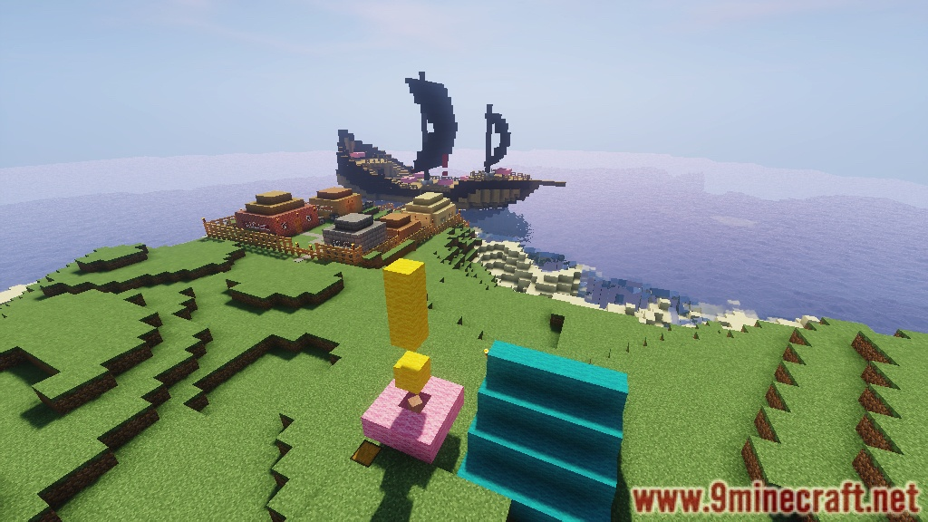 Stranded Adventure Map Screenshots 6