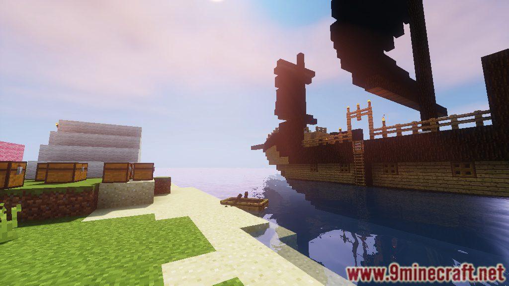 Stranded Adventure Map Screenshots 7
