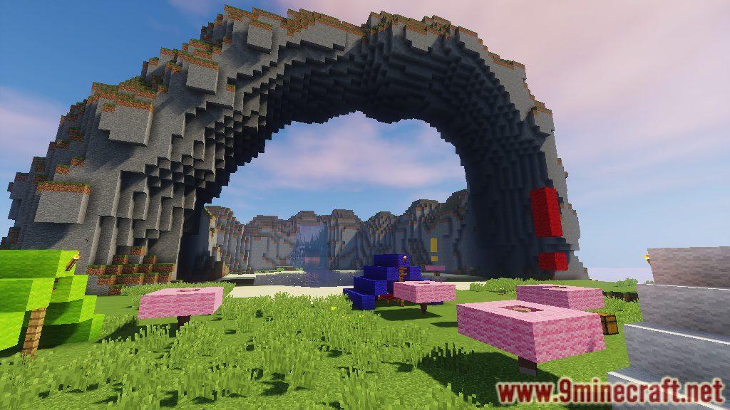 Stranded Adventure Map Screenshots 8