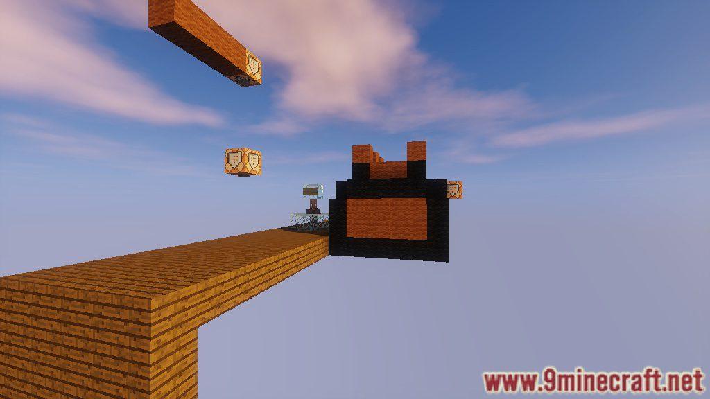 Super Mario Bros. Parkour Map Screenshots 2