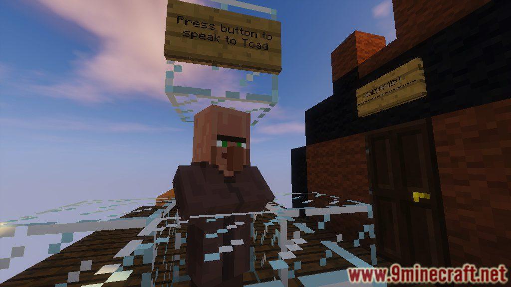 Super Mario Bros. Parkour Map Screenshots 3