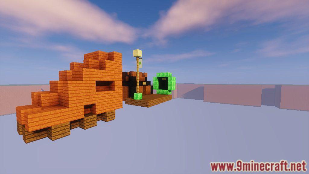 Super Mario Bros. Parkour Map Screenshots 4