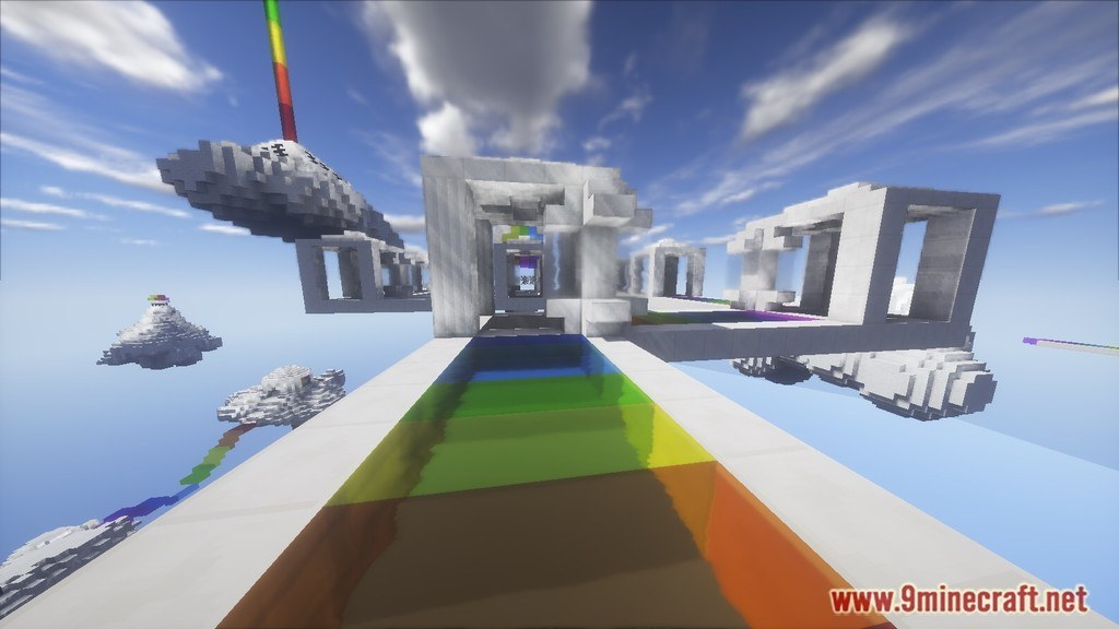Super Steve Runner Map Screenshots 4