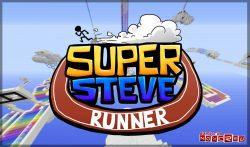 Super Steve Runner Map Thumbnail
