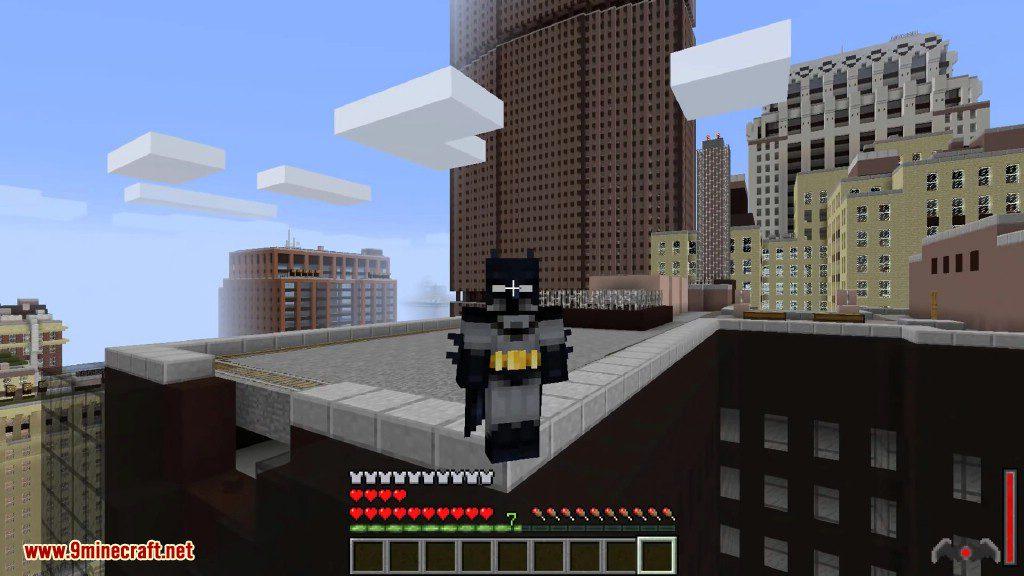 minecraft mod 1.6 4 superhero