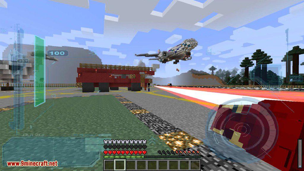 SuperHeroes Unlimited Mod Screenshots 10