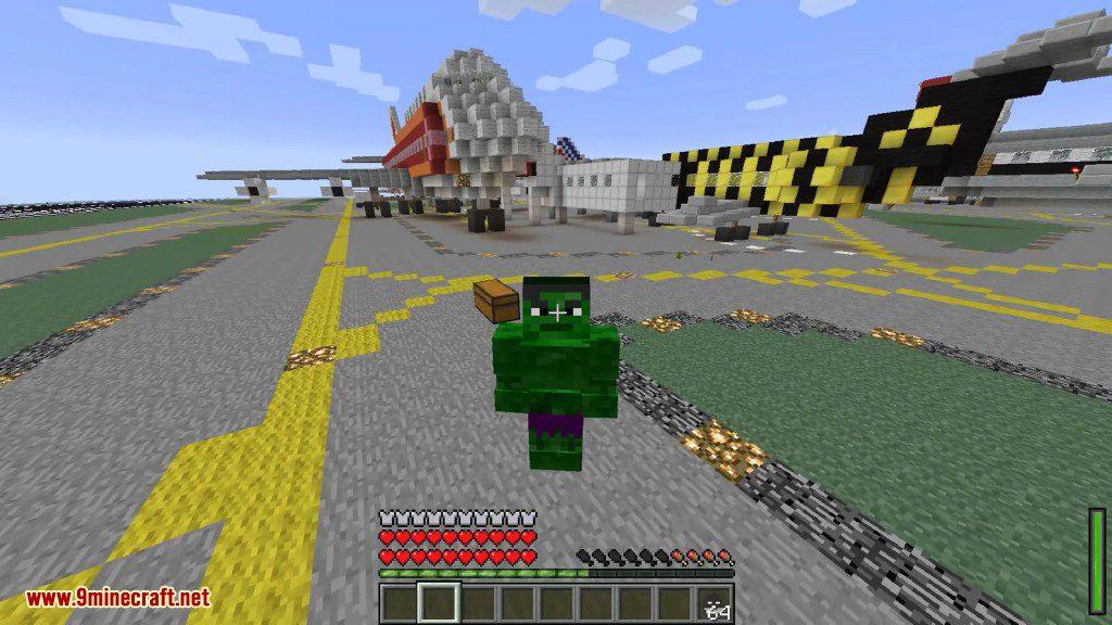 SuperHeroes Unlimited Mod Screenshots 13