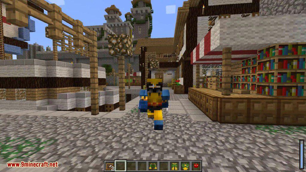 SuperHeroes Unlimited Mod Screenshots 26