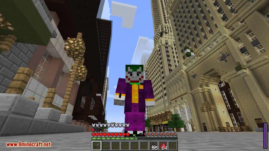 SuperHeroes Unlimited Mod Screenshots 4