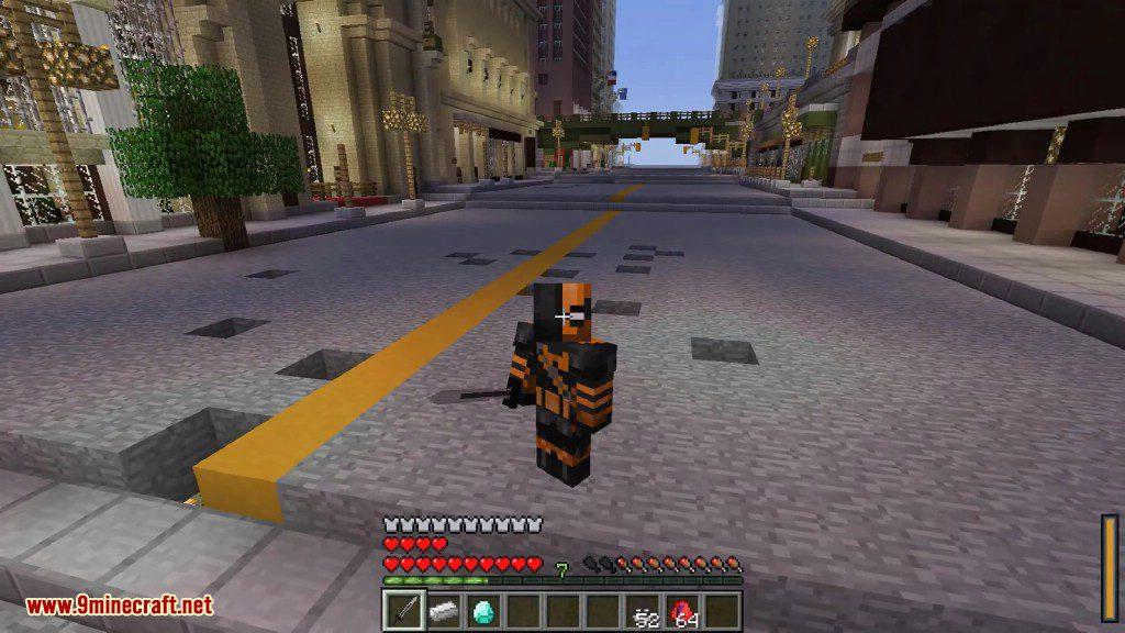 SuperHeroes Unlimited Mod Screenshots 5