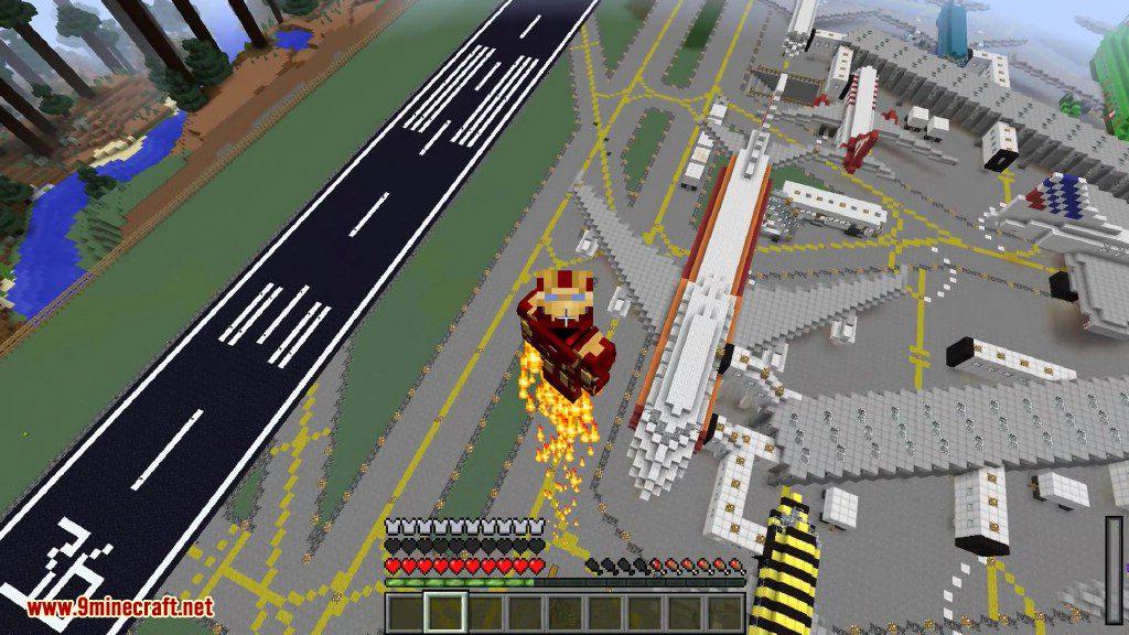 SuperHeroes Unlimited Mod Screenshots 9