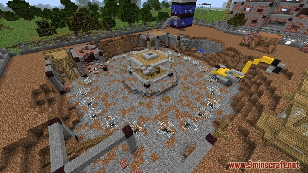 Survival Games 4 Map Screenshots 1