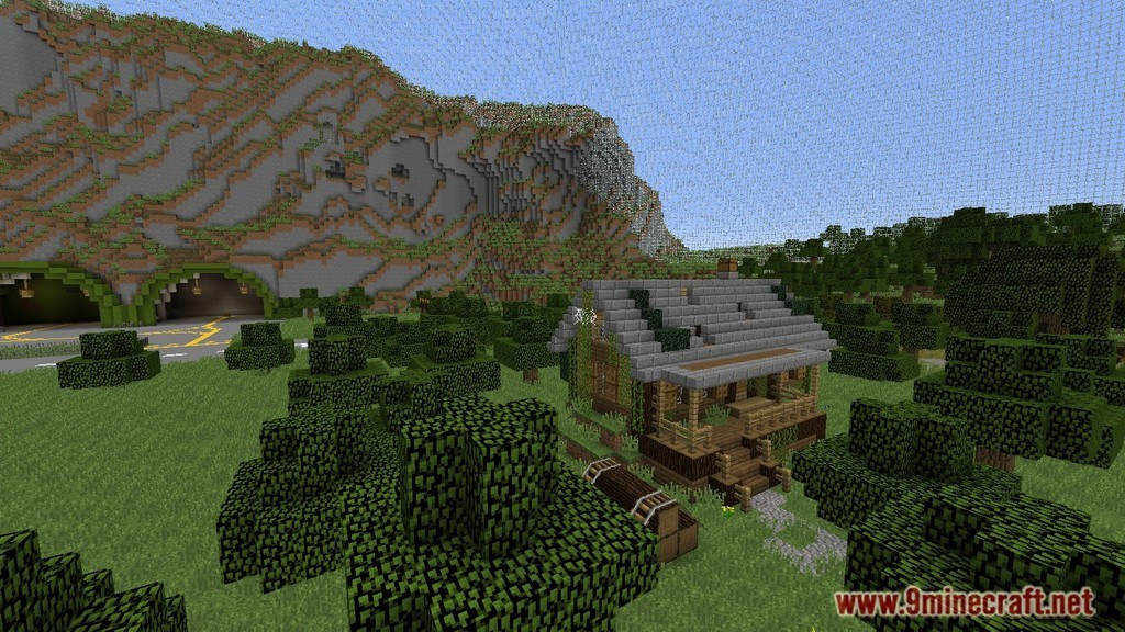 Survival Games 4 Map Screenshots 4