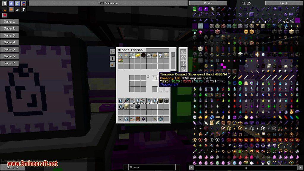 Thaumic Energistics Mod Screenshots 18