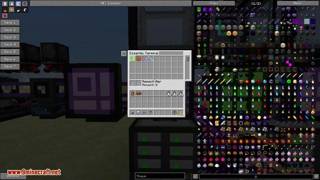 Thaumic Energistics Mod Screenshots 7
