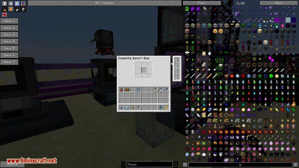 Thaumic Energistics Mod Screenshots 9