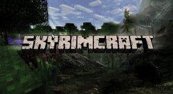 The Ender Scrolls Skyrimcraft Mod