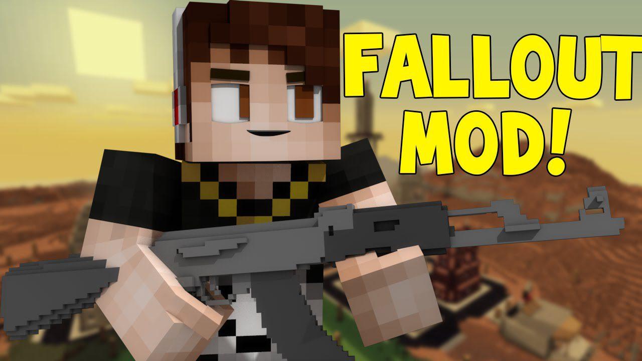 Fallout Mod 1.7.10