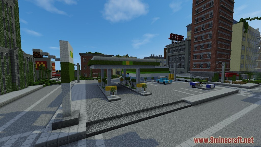 The Last Of Us Map For Minecraft VGChartz Network - The last of us minecraft map