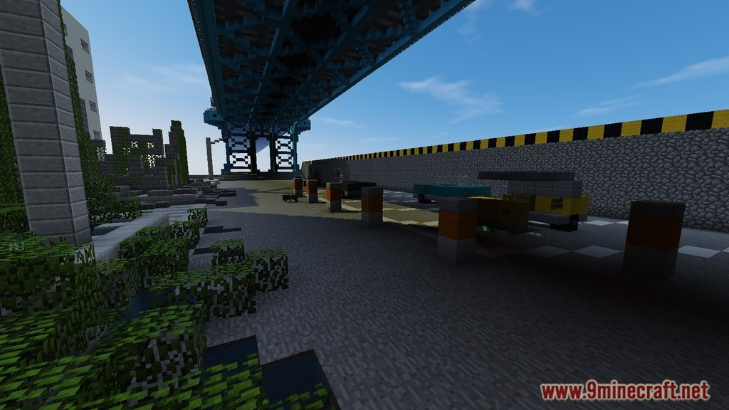 The Last Of Us Map For Minecraft MinecraftNet - The last of us minecraft map