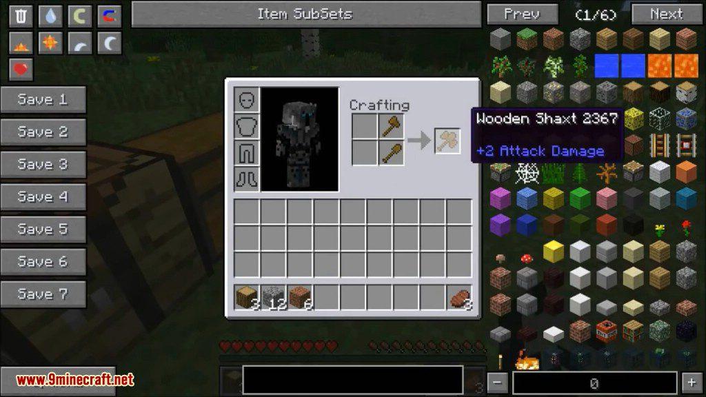 Tools Combine Mod Crafting Recipes 1