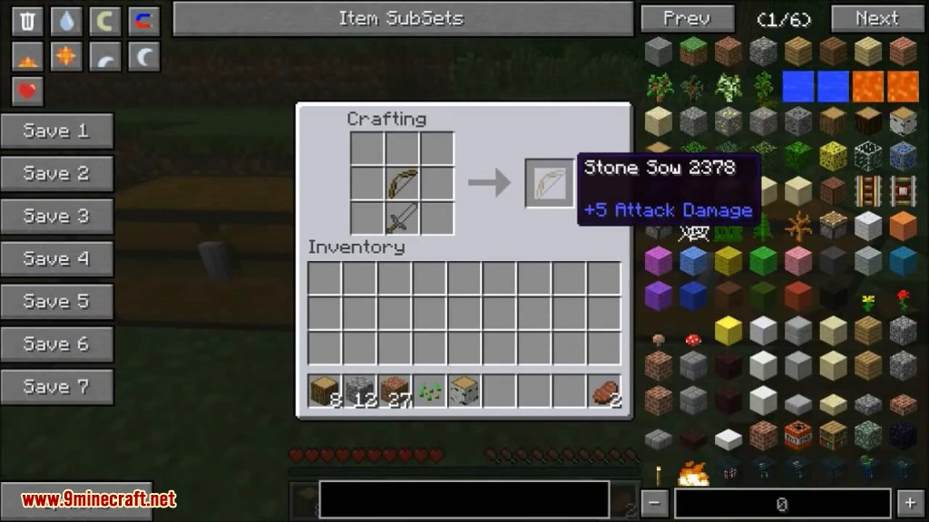 Tools Combine Mod 1 12 2 1 10 2 Ultimate Tools