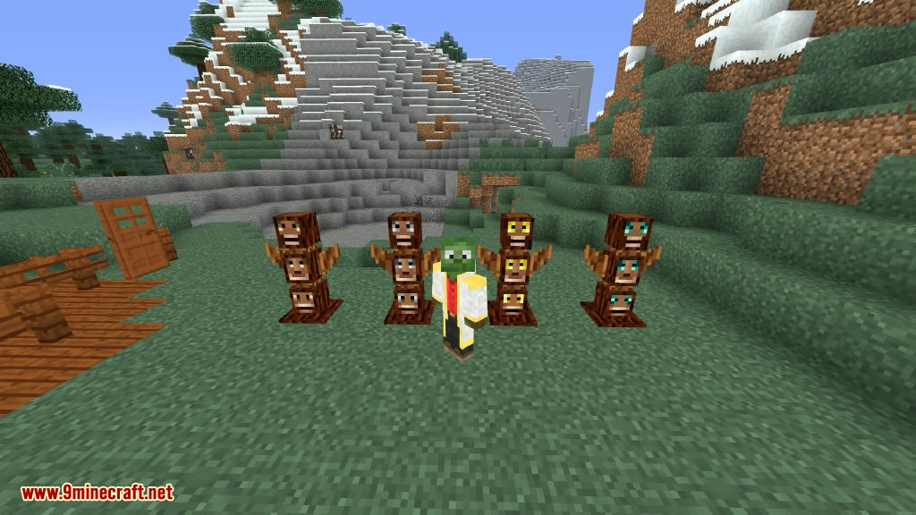 Totem Defender Mod Screenshots 1