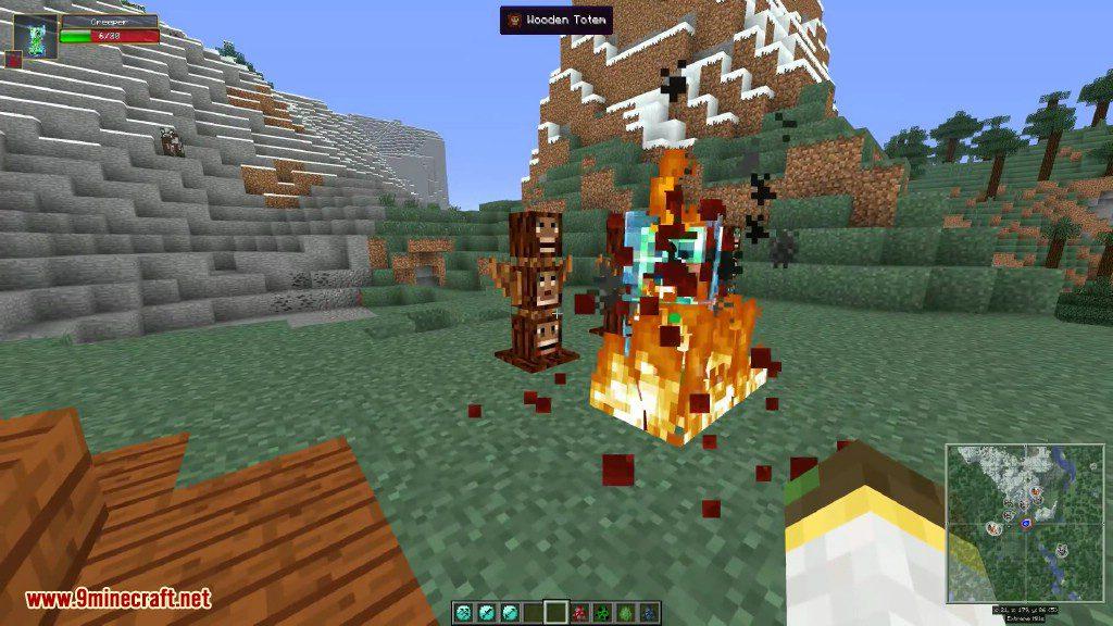 Totem Defender Mod Screenshots 10