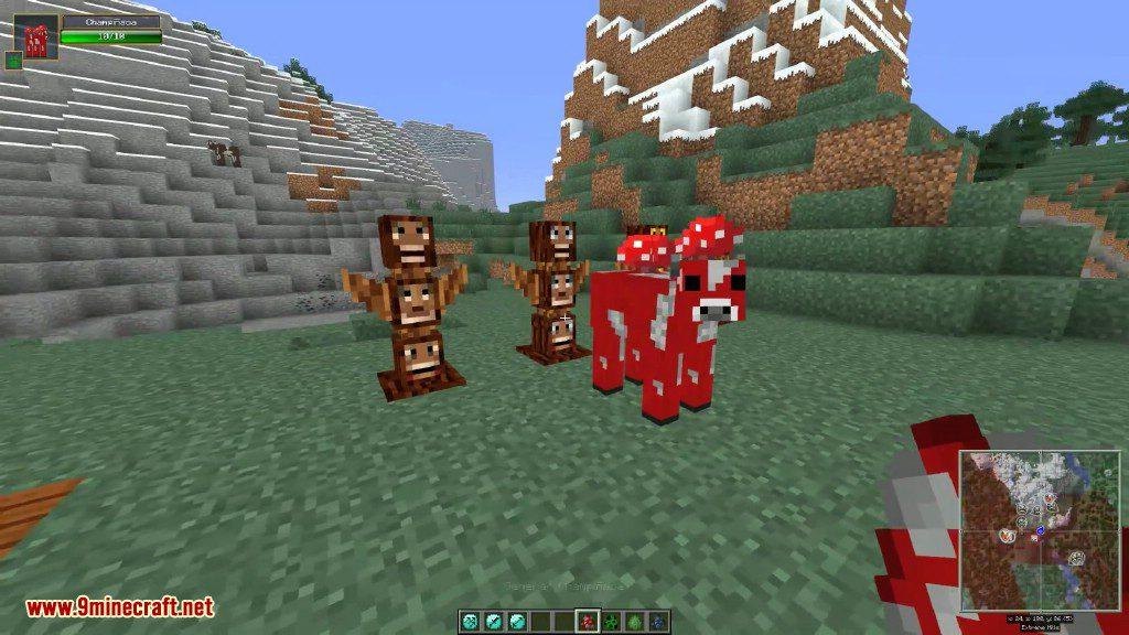 Totem Defender Mod Screenshots 11