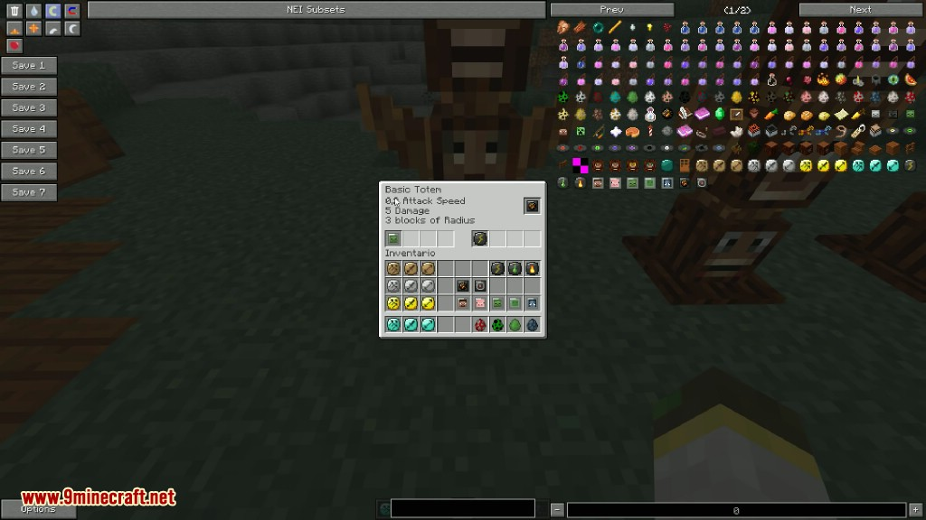Totem Defender Mod Screenshots 9