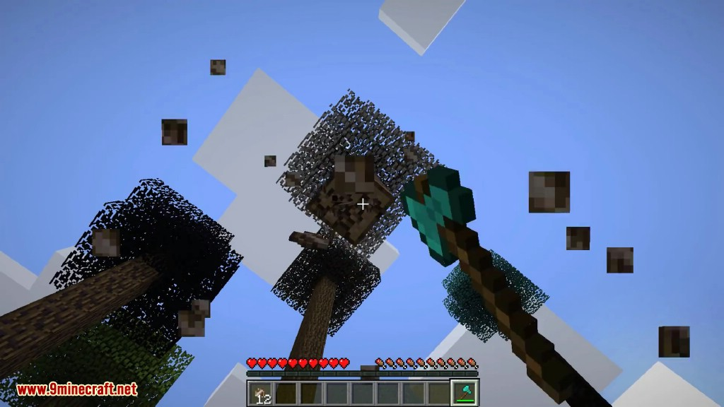 TreeOres Mod Screenshots 14