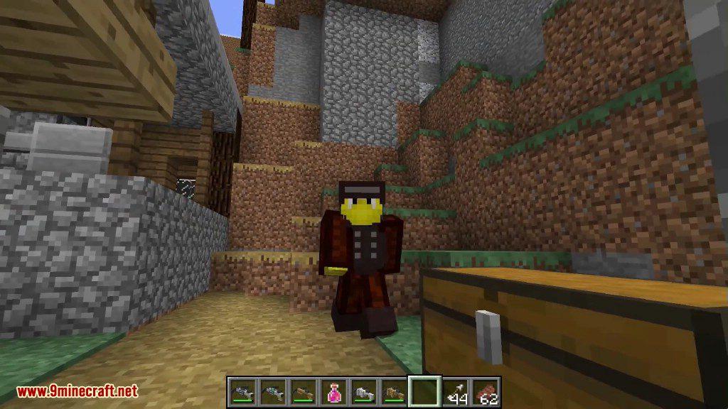 Vampirism Mod Screenshots 10