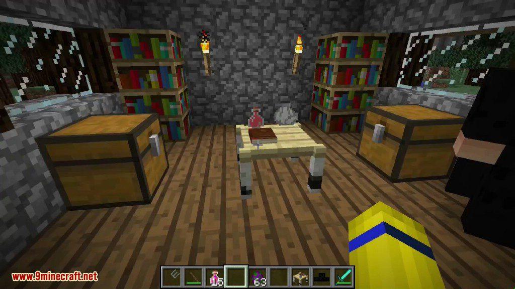Vampirism Mod Screenshots 6