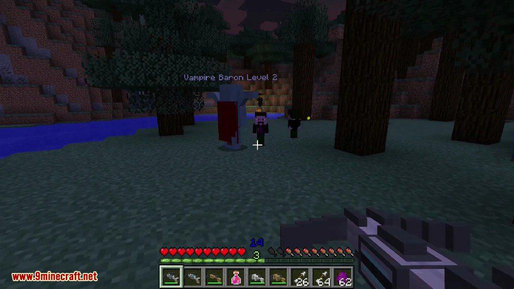Vampirism Mod Screenshots 9