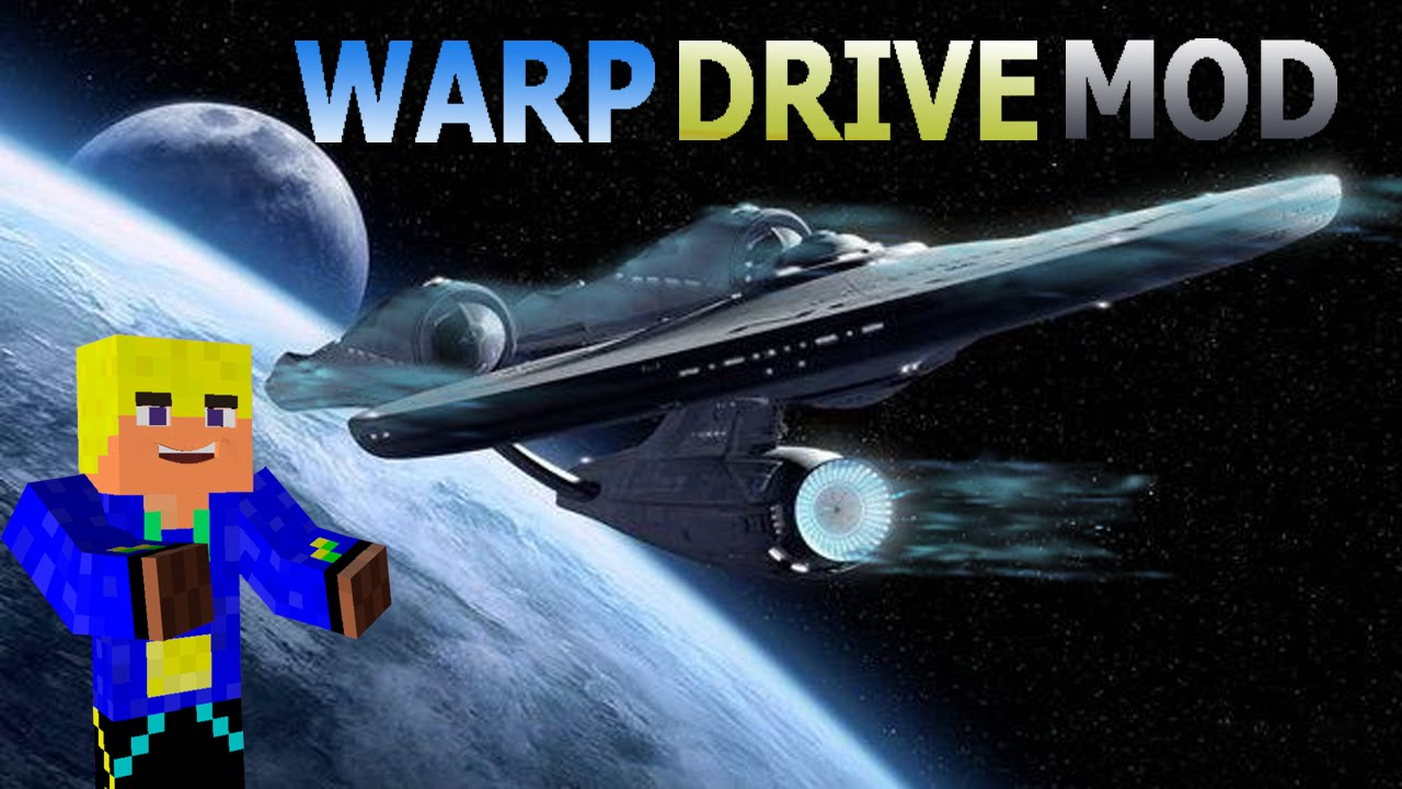 Warp Drive Mod